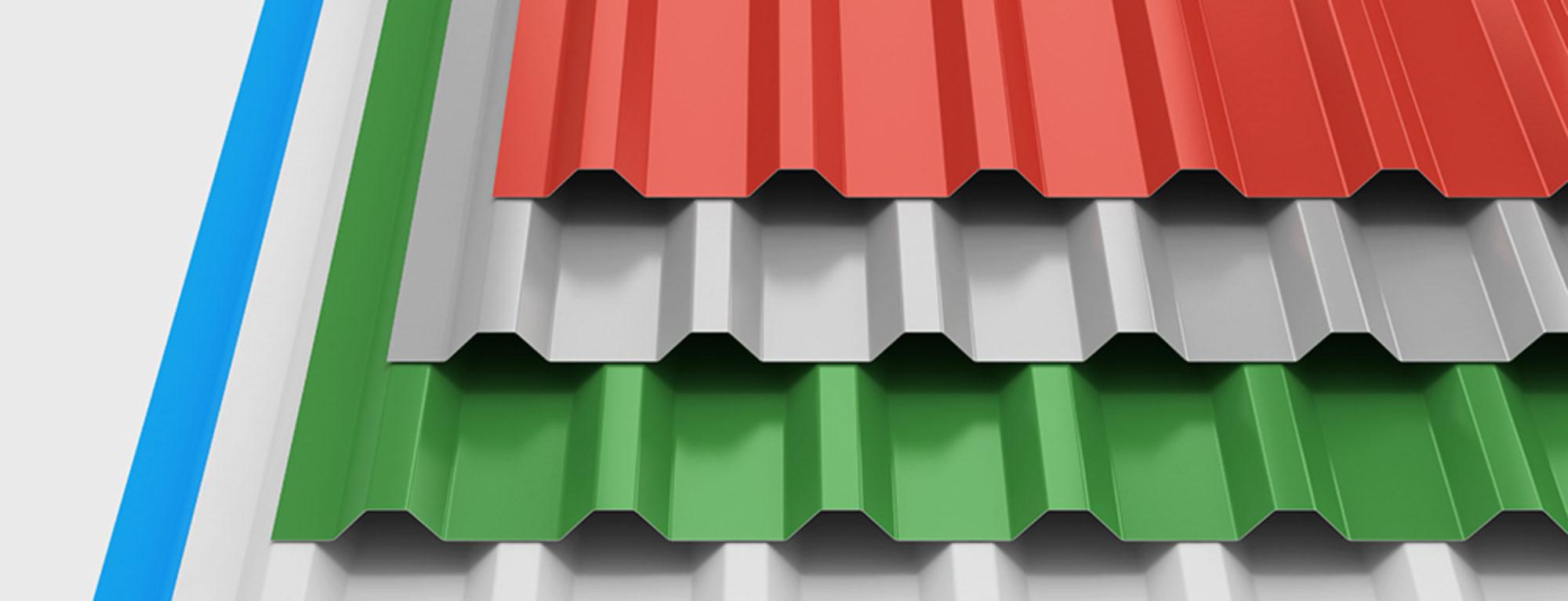 Металопрофиль, профлист, профнастил, купить в Беларуси